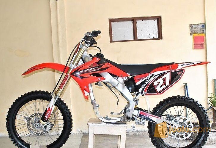 Rangka Motor Trail Honda Crf 150 250 Padang Jualo