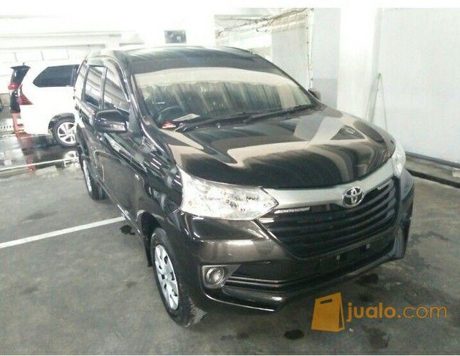 Toyota Avanza E MT Non Abs Black (12134897) di Kab. Sleman
