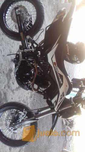 Kawasaki dtracker 150 motor dan sekuter kawasaki 12154725