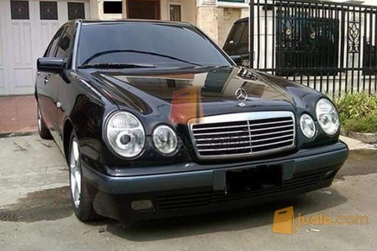 Mercy E230 New Eyes Classic Th 97 M T Black Jakarta Jualo