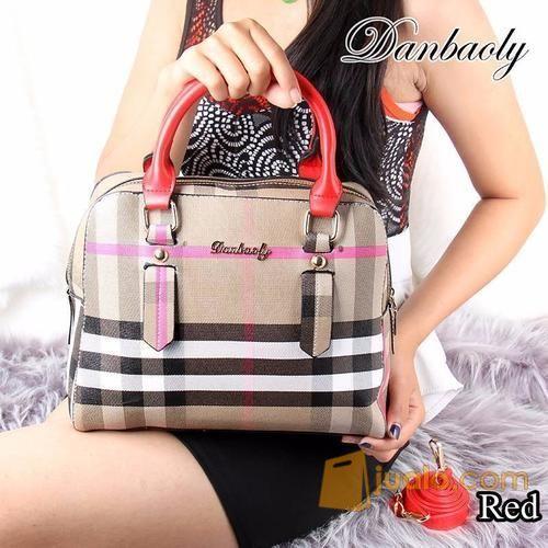 Handbag danbaoly burb mode gaya wanita 12199375