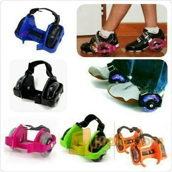 Sepatu Roda - Roda Sepatu Flashing Roller (12199601) di Kota Surabaya
