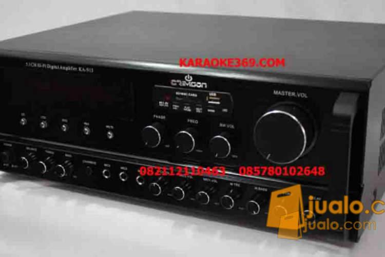 amplifier karaoke ka- 913 (1224878) di Kota Jakarta Selatan