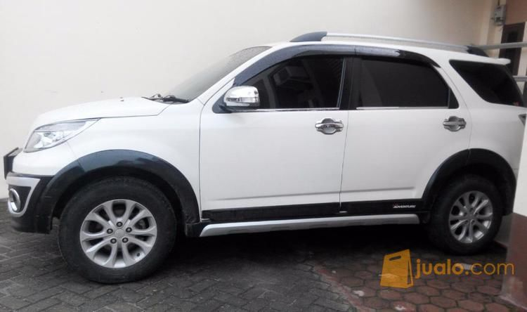 Daihatsu Terios Tx Adventure 2014 White Medan Jualo