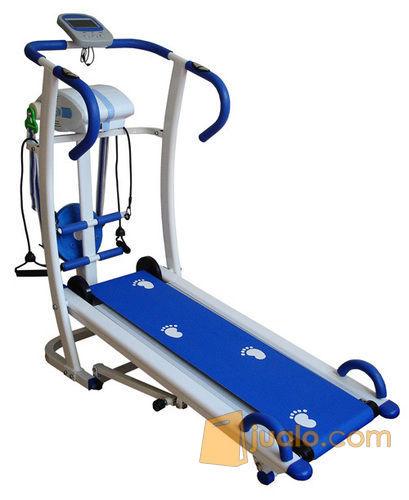 Treadmill 6 in 1 mult olahraga peralatan fitness 12281183