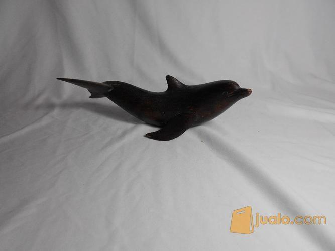 Patung dolphin hk kebutuhan rumah tangga dekorasi rumah 12302605