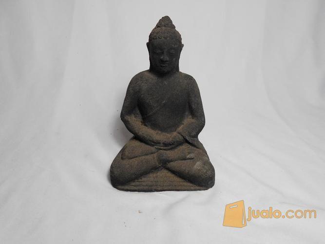 Patung batu budha sil kebutuhan rumah tangga dekorasi rumah 12330967
