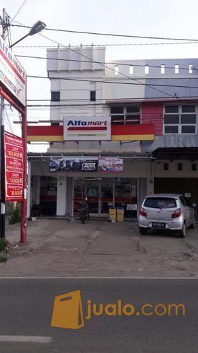 Ruko Murah Pinggir Jalan Arah Kenten Sangat Strategis (12349687) di Kota Palembang