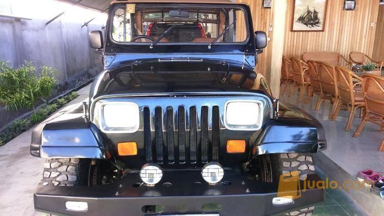 Mobil jeep cj7 solar mobil lainnya 12356681