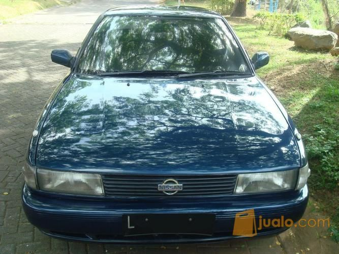 Mobil Sedan Nissan Sentra Genesis 1.6 '91 - Luxury - Mesin ...