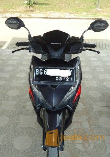 Honda Vario 125 ESP Black Tahun 2016 (12422901) di Kota Palembang