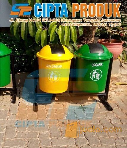 Tempat Sampah Fiber Bulat Bekasi (12427195) di Kota Bekasi