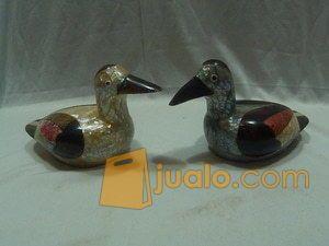 Patung kerang bebek m kebutuhan rumah tangga dekorasi rumah 12439335