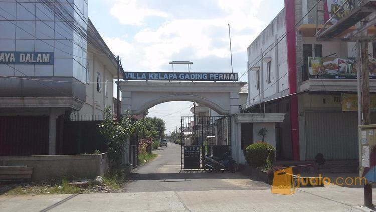 Tanah Di Komplek Villa Kelapa Gading Permai, Jl. Sungai ...