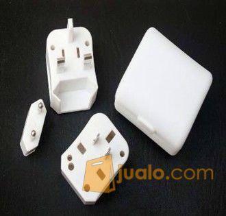 Travel adaptor with u handphone aksesoris hp tablet 12469693