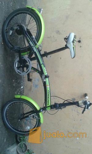 Sepeda Lipat Merx Poenix Yogyakarta Jualo