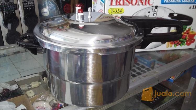 Panci Presto Trisonic 8 Liter Panci Preasure Tekanan Tinggi Pelunak (12495171) di Kota Jakarta Pusat