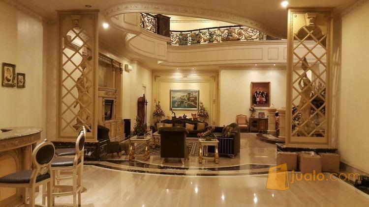 Rumah Mewah Dharmahusada Indah Dekat Galaxy Mall (12496281) di Kota Surabaya