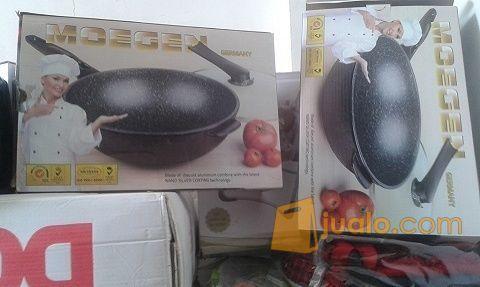 Panci moegen wok pan rumah tangga alat dapur 12547307