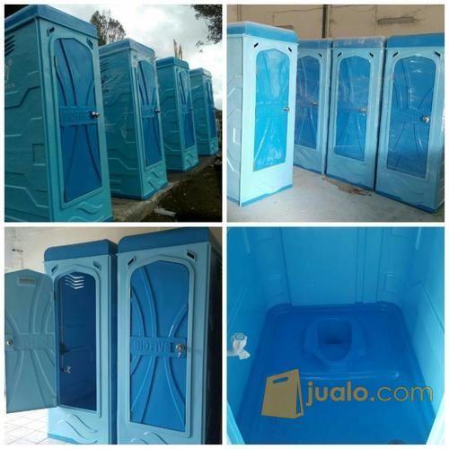Toilet portable murah properti properti lainnya 12559703