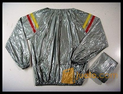 Sauna Suit Pakaian Olahraga Untuk Membakar Kalori Tubuh (12589403) di Kota Jakarta Pusat