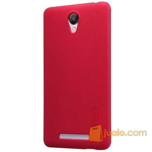 NILLKIN FROSTED 95% HARDCASE FOR XIAOMI NOTE2 - RED (12590393) di Kab. Bantul