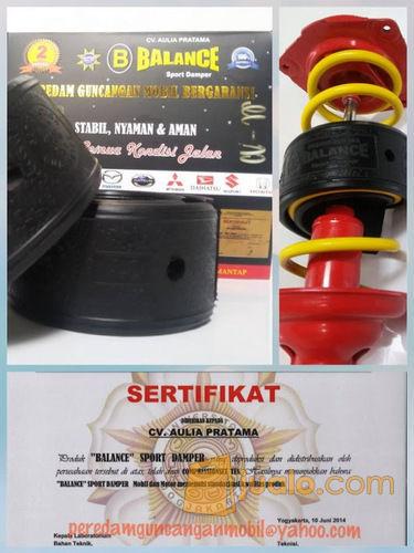 Produck BALANCE Untuk Membantu Meredamkan Mobil Bermasalah (12607023) di Kota Yogyakarta