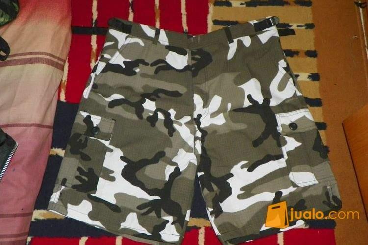 Camo Short Pants (1263357) di Kota Bandung