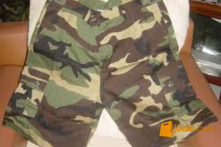 Camo Short Pants (1263358) di Kota Bandung