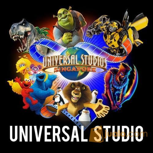 Tiket Universal Studio Singapore - Tiket Atraksi Singapore DEWASA (12665271) di Kota Surabaya