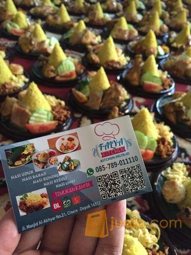 Tumpeng Mini Paket 1 Nasi Kuning Ulang Tahun Syukuran Traktir Teman Jakarta Selatan Jualo