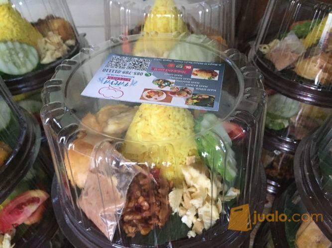 Tumpeng Mini Paket 3 Nasi Kuning Ulang Tahun Syukuran Traktir Teman Depok Jualo