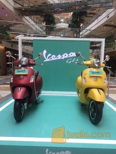 Vespa GTS Mesin I-Get (12719907) di Kota Jakarta Pusat