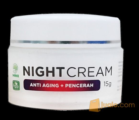 Hpai beauty night cre kesehatan kecantikan perawatan 12772427