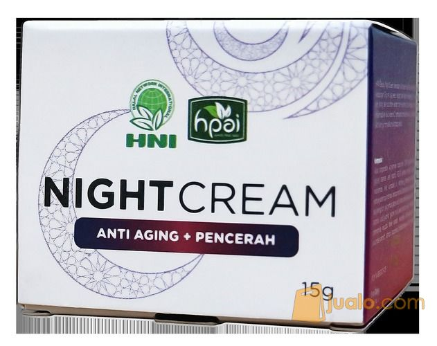 HPAI Beauty Night Cream (12772429) di Kab. Karawang