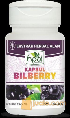 HPAI Bilberry Kapsul (12772447) di Kab. Karawang