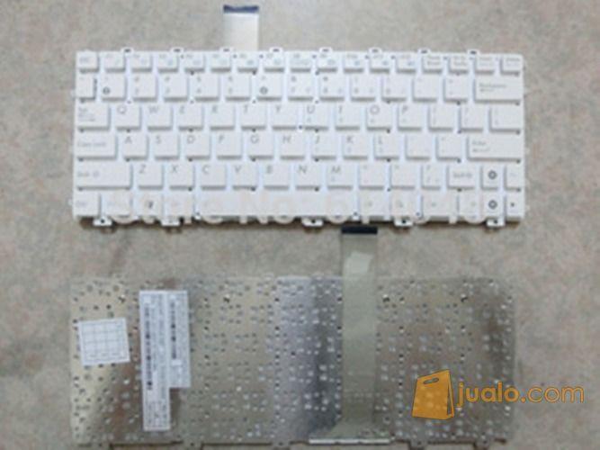 Keyboard ASUS Eee PC 1015, 1025, X101 White (12777695) di Kota Surabaya