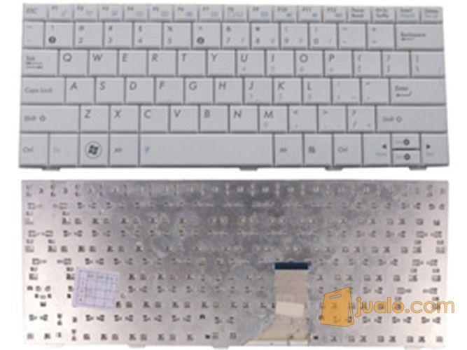 Keyboard ASUS Eee PC 1001, 1005 White (12777779) di Kota Surabaya