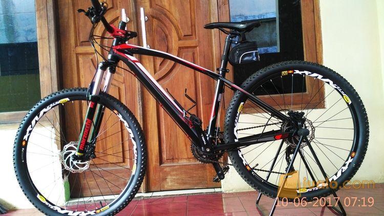 Sepeda MTB Thrill Vanquish 1.0 Keren Abis | Depok | Jualo