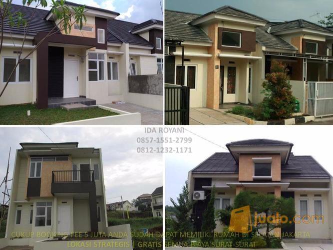 Rumah idaman cluster properti properti lainnya 12809789