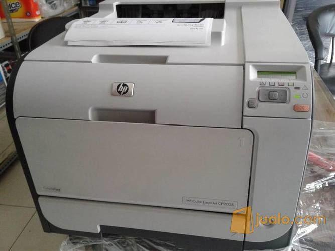 Hp Color Laserjet CP2025 Berkualitas & Bergaransi (12842943) di Kota Bandung
