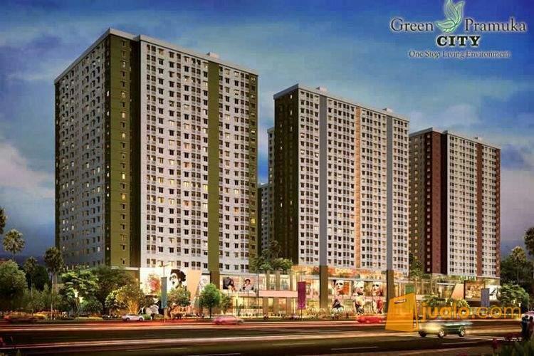 PEMASARAN RESMI APARTEMEN THE GREEN PRAMUKA CITY (1285282) di Kota Jakarta Pusat
