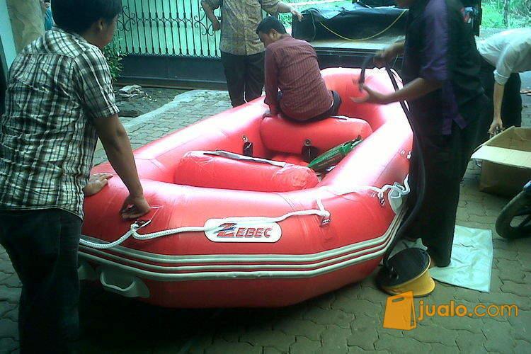 Zebec Rafting 390 Kapasitas 8 Orang (1285481) di Kota Jakarta Pusat