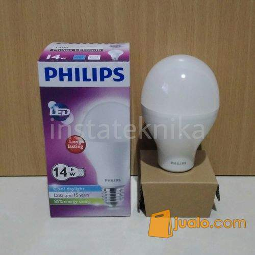 Lampu LED 14 W Philips - Warm White (1286003) di Kota Jakarta Barat