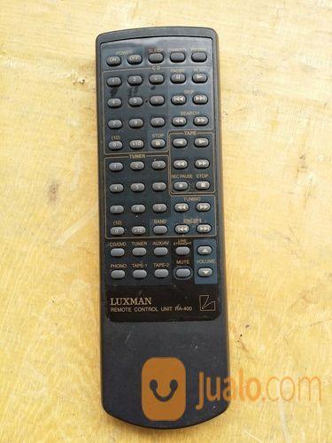Remote LUXMAN RA-400 (12912509) di Kota Jakarta Barat