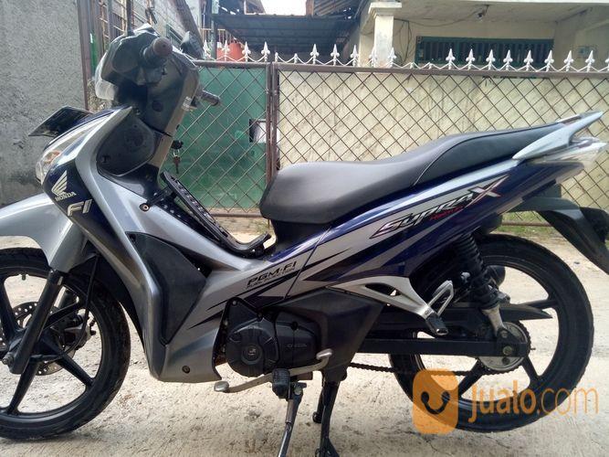 Honda Supra X 125 Helm In Th 2012 Bekasi Jualo