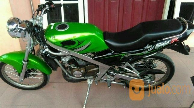Kawasaki Ninja 150 Hijau Medan Jualo