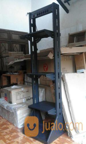 Indorack - Open Rack 25U Ready Mumer Hanya Di Sumber Rejeki (12933839) di Kota Surabaya