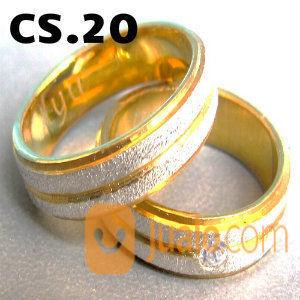 Cincin Perak Sepuh Kuning CS.20 (12950177) di Kab. Semarang