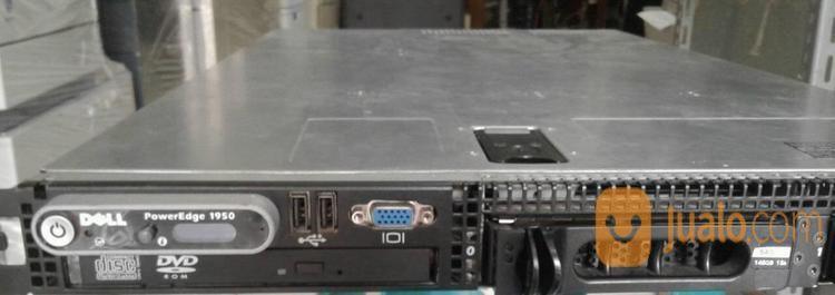 Server Dell Poweredge 1950 Berkualitas (12951529) di Kota Bandung